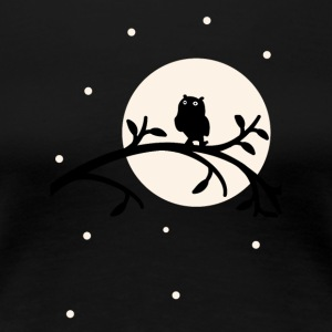 Dark Owl - Women's Premium T-Shirt