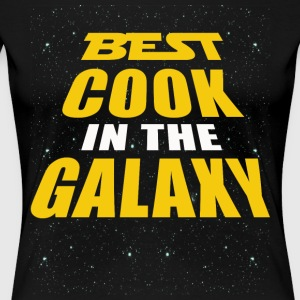 Best Cook In The Galaxy - Women's Premium T-Shirt