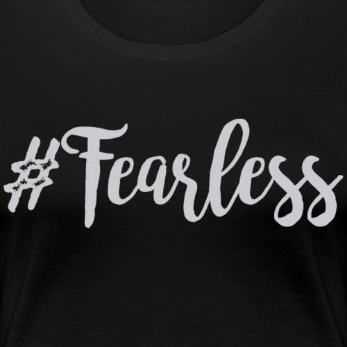 Fearless SLVR 1 - Women's Premium T-Shirt