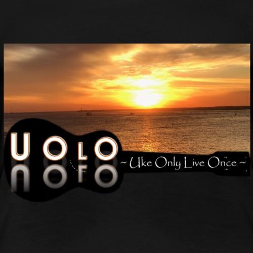 U O L O - Women's Premium T-Shirt