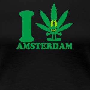 shop i love amsterdam t shirts online spreadshirt. Black Bedroom Furniture Sets. Home Design Ideas