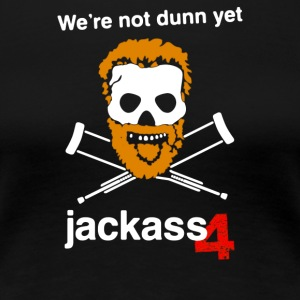 Jackass 4 - Women's Premium T-Shirt