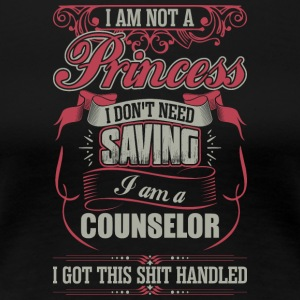 I Am A Counselor - Women's Premium T-Shirt