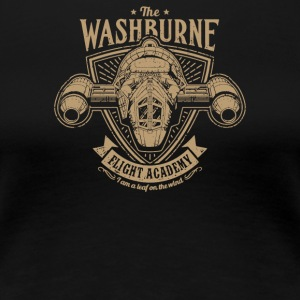 Washburne Flight Academy - Women's Premium T-Shirt