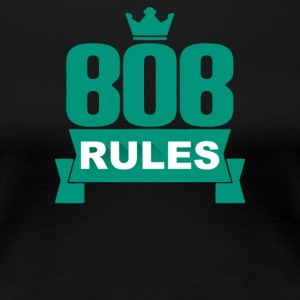 Bob Rules - Women's Premium T-Shirt