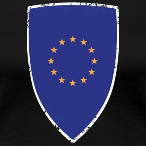 European Union Flag - Women's Premium T-Shirt