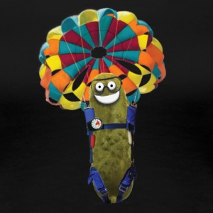 Parachute Pickle - Women's Premium T-Shirt