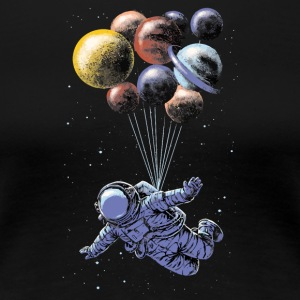 Space Travel - Women's Premium T-Shirt