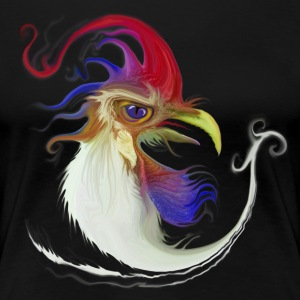 You know ... A lot of problems at the chicken coop - Women's Premium T-Shirt