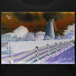 Blowing in the Wind - Women's Premium T-Shirt