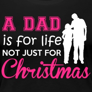 CHRISTMAS DAD - Women's Premium T-Shirt