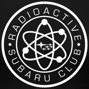 Classic Radioactive Logo - Women's Premium T-Shirt