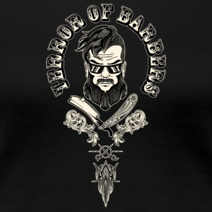 Terror of Barbers - Women's Premium T-Shirt