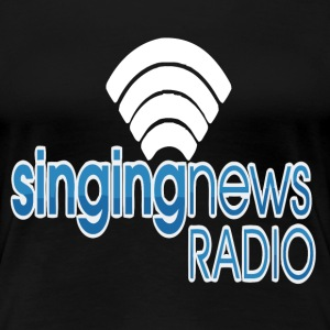 singing news radio - Women's Premium T-Shirt