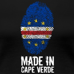 Made In Cape Verde / Cabo Verde - Women's Premium T-Shirt
