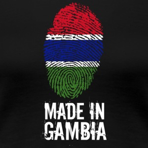 Made In Gambia - Women's Premium T-Shirt