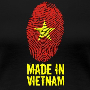 Made In Vietnam / Việt Nam / 共和社會主義越南 - Women's Premium T-Shirt