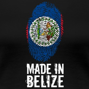 Made In Belize - Women's Premium T-Shirt