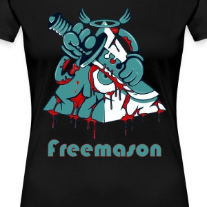 Freemason - Women's Premium T-Shirt