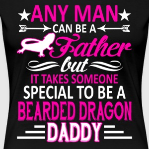 Bearded Dragon Father Shirt - Women's Premium T-Shirt