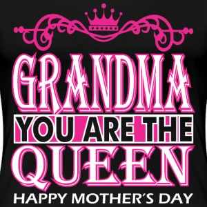 Grandma You Are The Queen Happy Mothers Day - Women's Premium T-Shirt