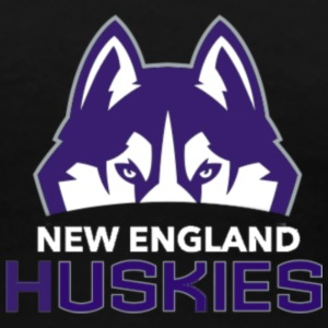 Huskies Logo #2 - Women's Premium T-Shirt
