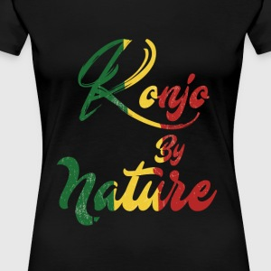 beautiful by nature - Women's Premium T-Shirt