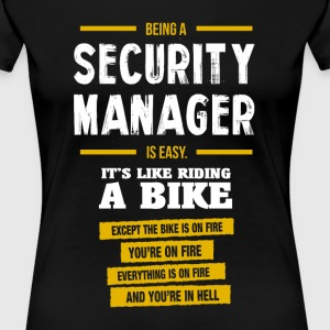 security manager - Women's Premium T-Shirt