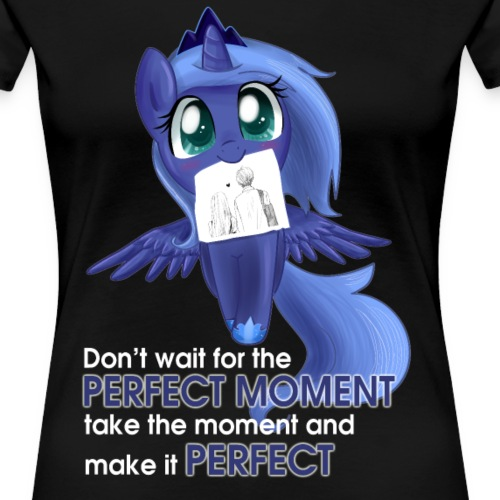 Cute - Perfect moment - Women's Premium T-Shirt