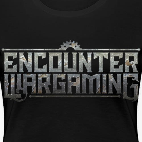 Encounter Wargaming Premium Women's Tee - Women's Premium T-Shirt