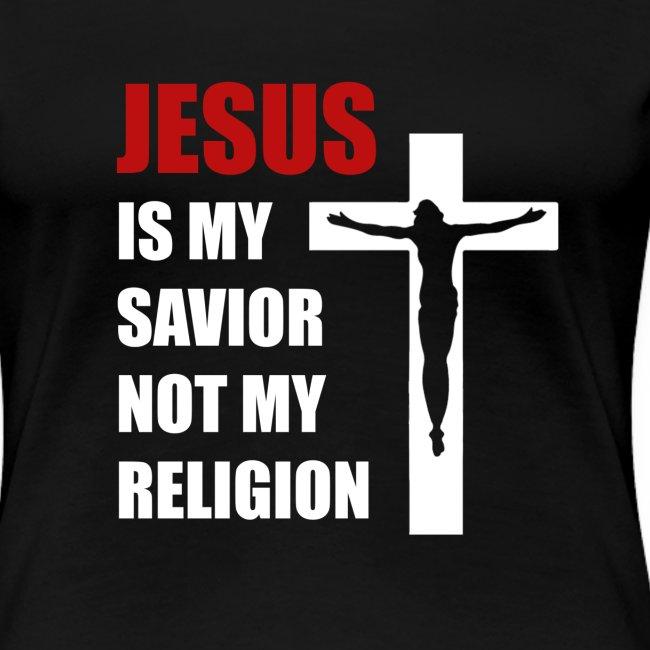 Jesus is my Savior Tee for men