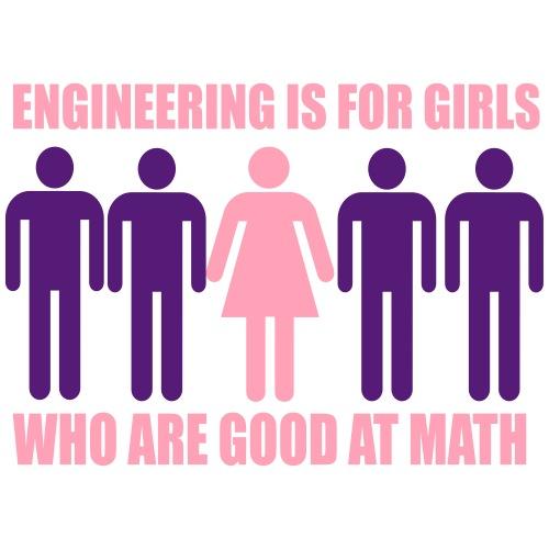EngineeringGirls - Women's Premium T-Shirt
