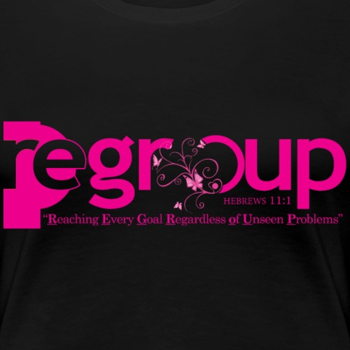 Regroup - Women's Premium T-Shirt
