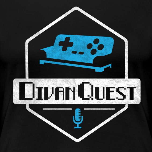 DivanQuest Logo (Badge)