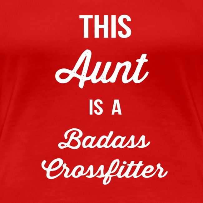 This Aunt is a Badass