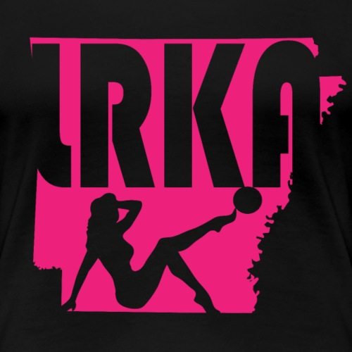 Kickin' Sexy Pink - Women's Premium T-Shirt