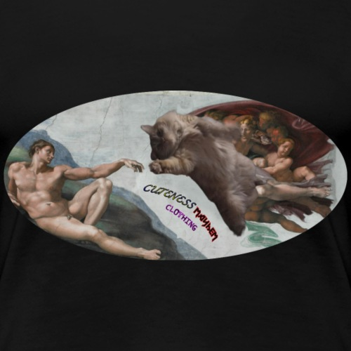 Sistine Simba - Women's Premium T-Shirt