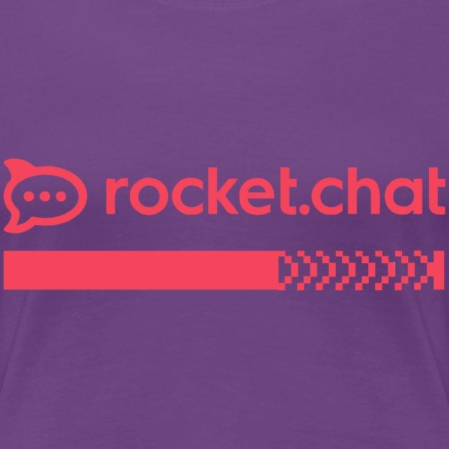 Community Designed Red Logo T-shirt