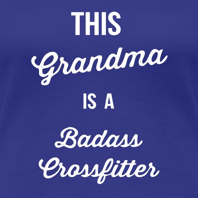 This Grandma is a Badass