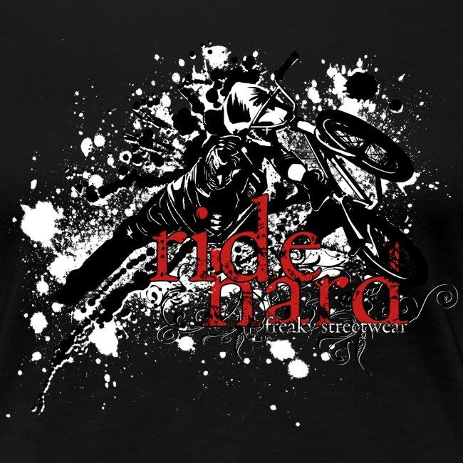 ride hard bmx