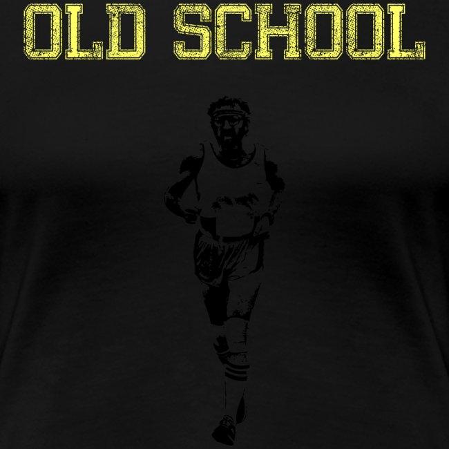 OLD SCHOOL RUNNER