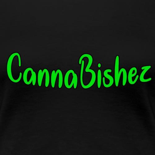 CannaBishez - Women's Premium T-Shirt