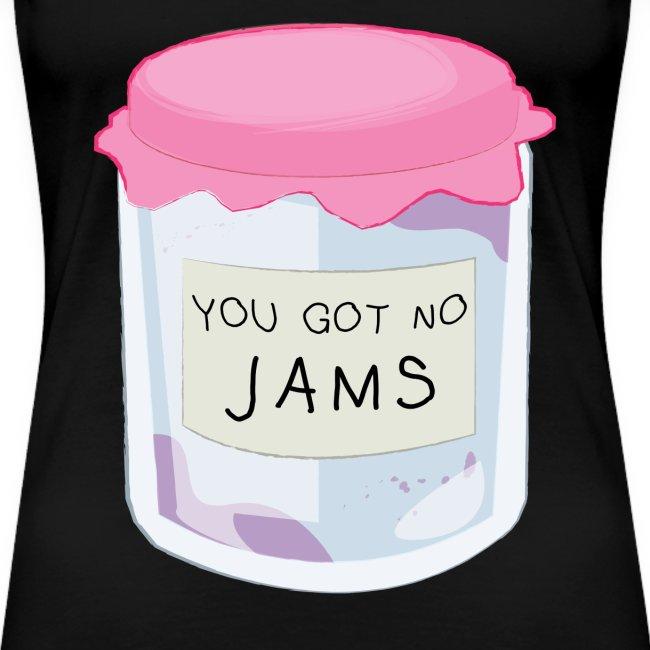 BTS YOU GOT NO JAMS