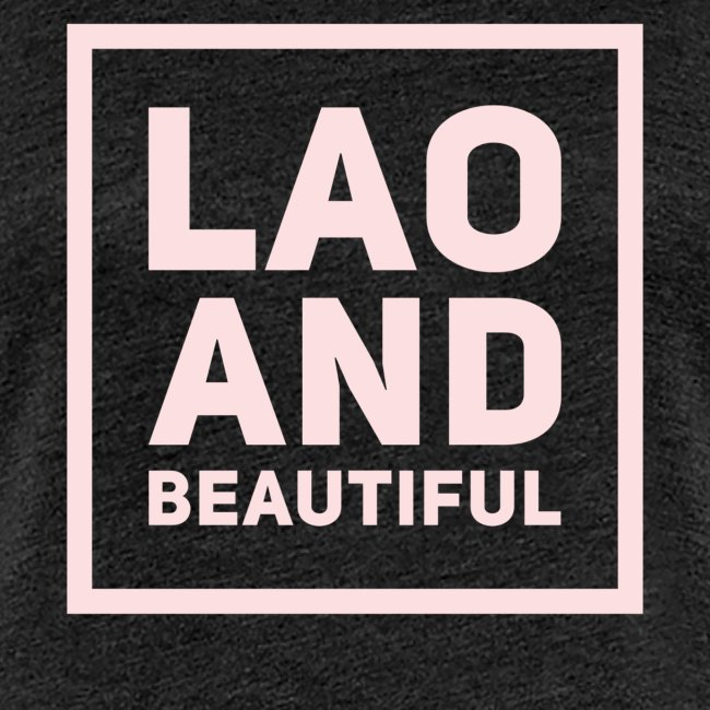 LAO AND BEAUTIFUL pink