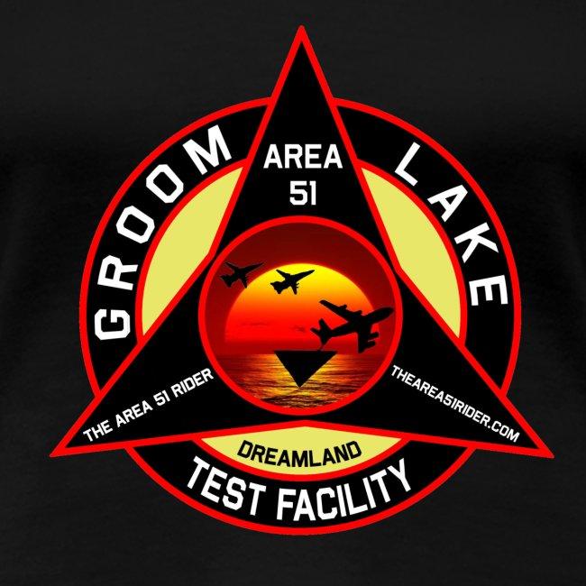 THE AREA 51 RIDER CUSTOM DESIGN