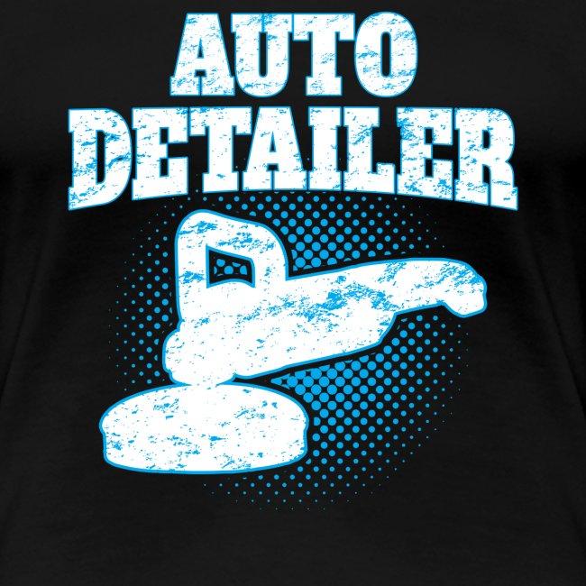 AUTO DETAILER SHIRT | CAR DETAILING