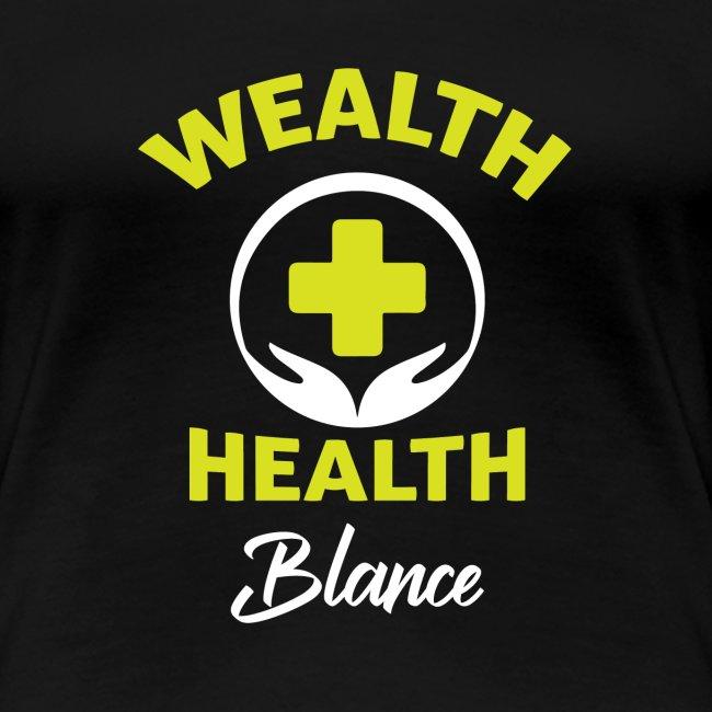 wealth health and balance