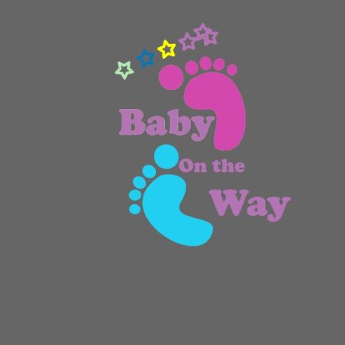 Baby on the way - Women's Premium T-Shirt