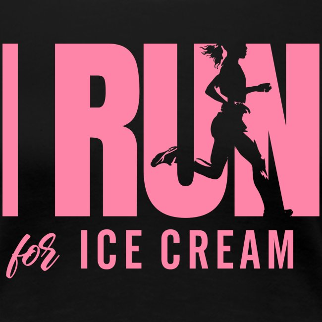 run for ice cream