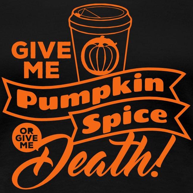 Pumpkin Spice Latte Fun